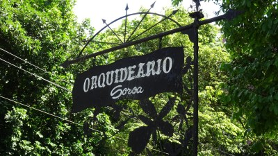 Le jardin botanique Orquideario de Soroa - Cuba