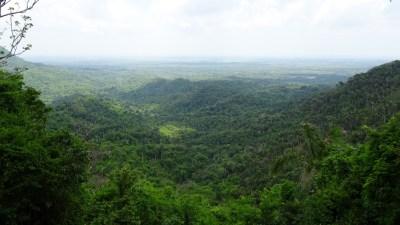 Le mirador Loma del Mogote - Soroa (Cuba)