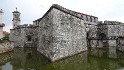 Le château de la Real Fuerza - La Havane (Cuba)