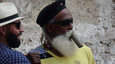 Cubain typique - La Havane (Cuba)
