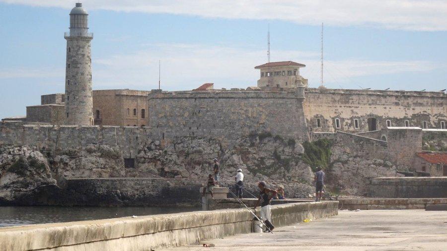Forteresse de San Carlos de la Cabaña - La Havane (Cuba)
