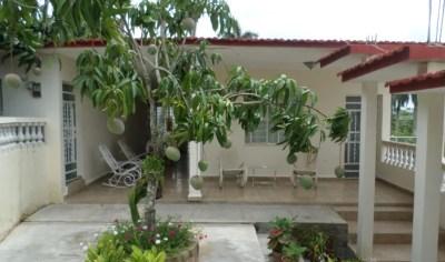 La casa particular villa Duque - Las Terrazas (Cuba)