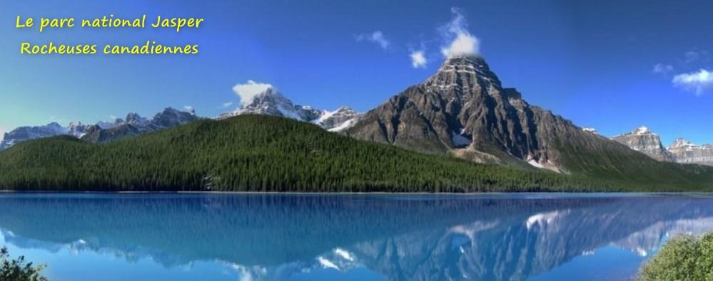 Le Parc National Jasper - Rocheuses canadiennes