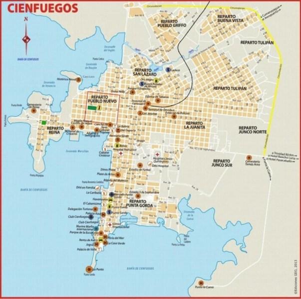 Plan de Cienfuegos - Cuba