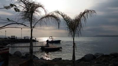 Fin de journée sur Puntarenas - Costa Rica