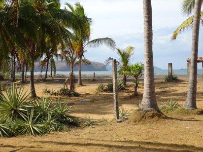 Le bord de mer - El Roble (Costa Rica)