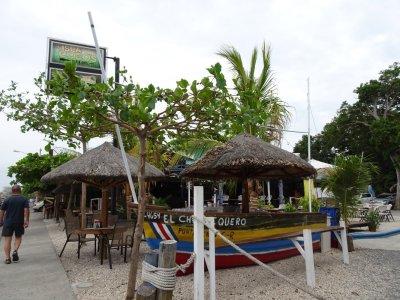 Le bord de mer de Puntarenas - Costa Rica