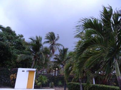 Fin de journée orageuse sur El Roble - Costa Rica
