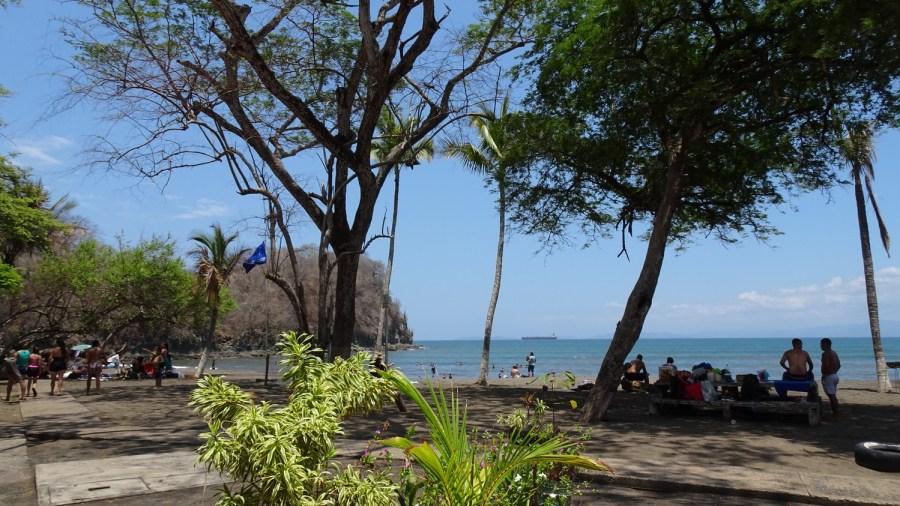 La plage de Caldera - Costa Rica