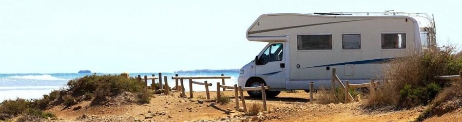 Camping-car en Croatie