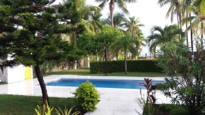 A la piscine d'El Roble - Costa Rica