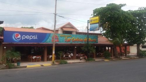 Les restaurants de Puntarenas - Costa Rica