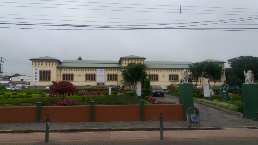 Le musée municipal de Cartago - Costa Rica