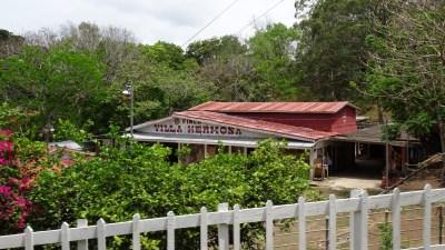 Sur la route vers Santa Elena - Costa Rica