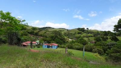 Paysage du Monteverde - Costa Rica