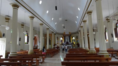 L'église de Puntarenas - Costa Rica