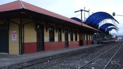 La gare de Cartago - Costa Rica