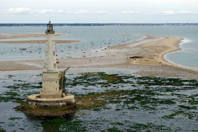 Le phare de Cordouan - Le Verdon-sur-Mer