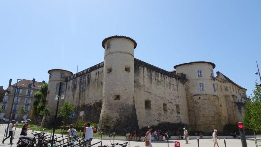 Le Château-Vieux - Bayonne