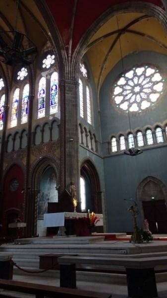 L'eglise St André - Bayonne