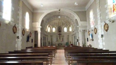 Fourques-sur-Garonne  - Église Notre-Dame