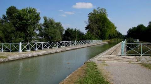 Voie verte Damazan - Buzet-sur-Baïse (Canal de Garonne)