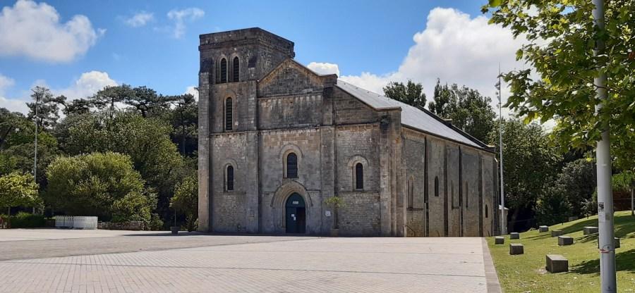 La basilique Notre Dame de la fin des terres - Soulac-sur-Mer