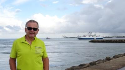 La pointe de Grave au Verdon-sur-Mer