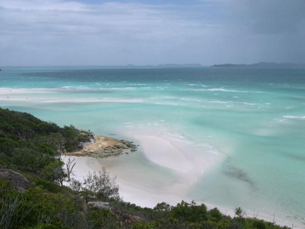 Les Whitsundays - Airlie Beach - Queensland (Australie)