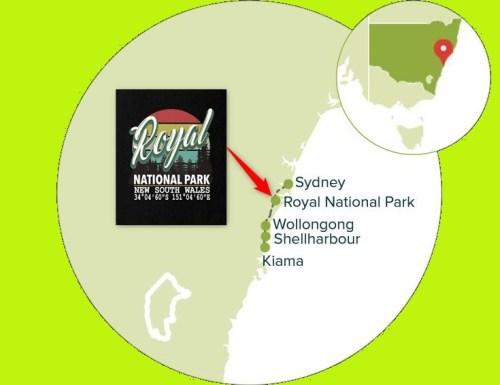 Le Royal NP - Australie