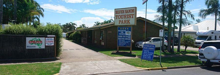 Silver Sands Tourist Park - Lakes Intrance