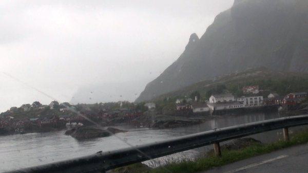Moskenes - îles Lofoten (Norvège)