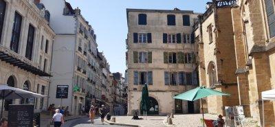 France pays basque - Bayonne