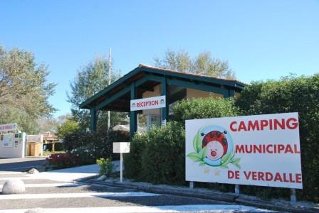 Camping de Verdalle - Gujan Mestras