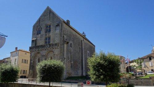 Ancien Hôtel de ville - La Réole