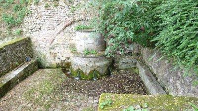 La Fontaine des Anglais - Damazan