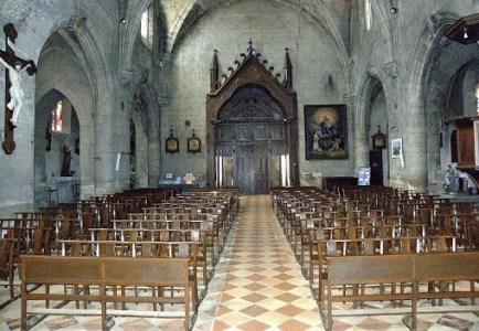 Eglise Notre Dame de Damazan