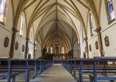 La cathédrale St Joseph - Nouméa (NC)