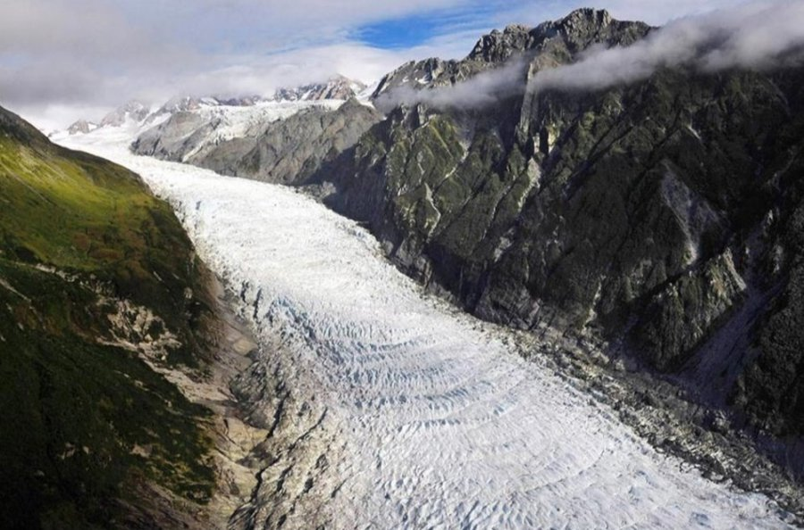 Le glacier Fox - NZ