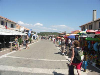 Camping Eurosol - St Girons-Plage