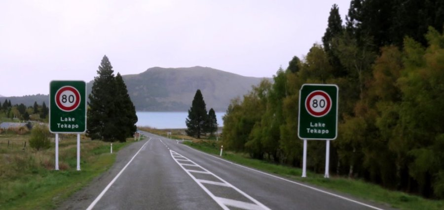 lac Tekapo - NZ