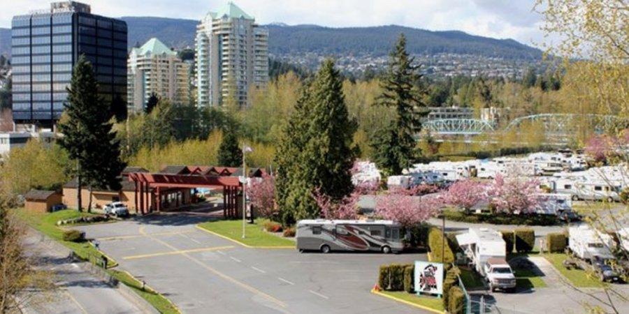 Capilano River RV Park - Vancouver (Canada)
