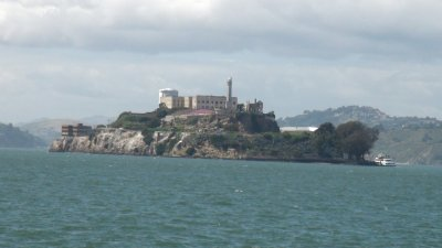 La prison d'Alcatraz - San Francisco - Californie (USA)