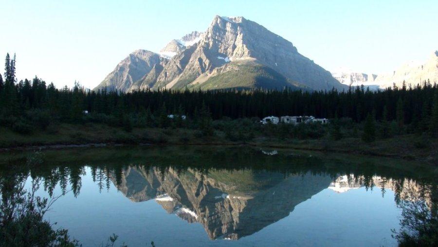 Au cœur des Rocheuses Canadiennes – Le parc National de Banff