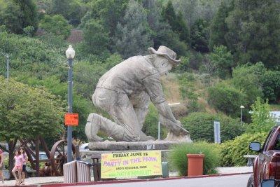Auburn - La ruée vers l'or (Californie)