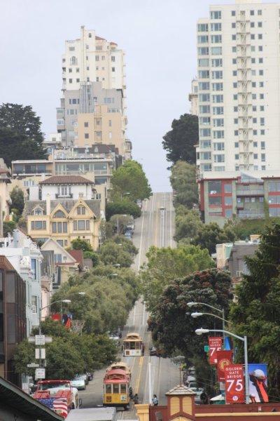 Les rues de San Francisco - Californie