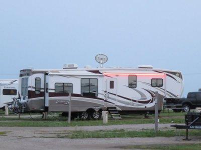 Governors RV Park - Casselton (North Dakota)
