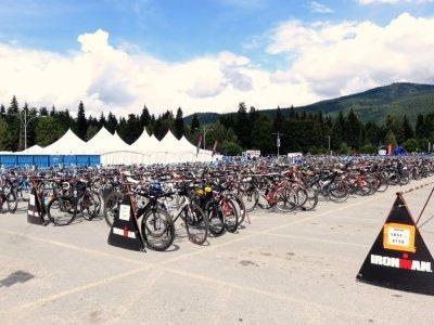Triathlon de Whistler - Canada