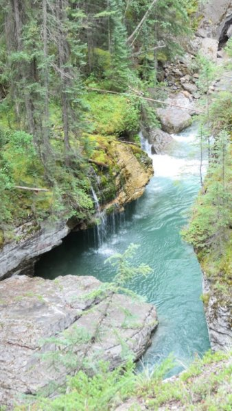 Canyon Maligne - Jasper NP (Canada)