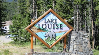 Lake Louise - Rocheuses canadiennes